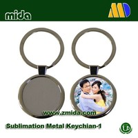 Customized Sublimation Keychains of Good Price
