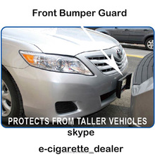 High quality car protector Wholesale License Plate protector Front Bumper Guard