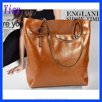 real cowhide leather lady bag