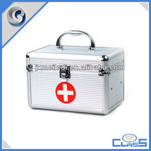 2013 Emergency Treatment Home Care Aluminum First Aid Kit MLD-AC467