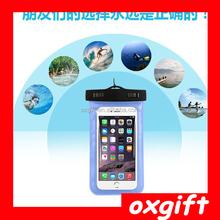 OXGIFT Beach drift diving camera mobile phone waterproof bag