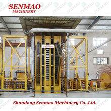 shaving board production line/chipboard making machine/particle board hydraulic press