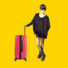 OEM suitcase maleta luggage bag for sky travel house, China OEM Customize Factory
