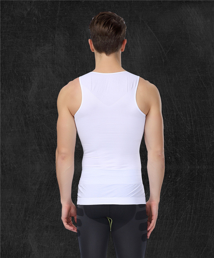 Men's Cool Sport Compression Under Base Layer Athletic Muscle Tank Top 3