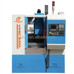 VMC330L China vertical mini/small hobby/educational/processing cnc milling machine price