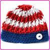 funny kids knitting caps handmade crocheted children's winter hats