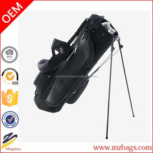 2015 New Design promotion outdoor leisure Nylon golf stand bags