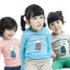 Lovely Girls T-shirt Wholesale Children Clothing Usa