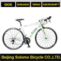 SOLOMO C590 700c light wheels aluminum road bike