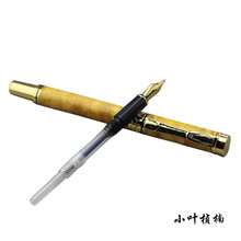 China manufacturer high quality handmade wooden pen
