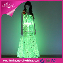 Lights led clothes taobao saudi arabian wedding dress price