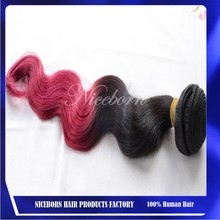 best selling #1b/#burg unique virgin indian remy hair aliexpress 5a grade 100% virgin indian hair