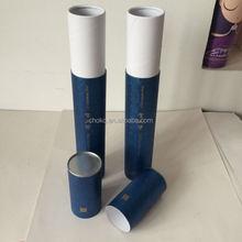 2015 popular wine packaging box ,tube packaging