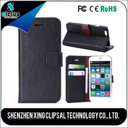 Wholesale For iphone 6 wallet case,stand flip for iphone6 leather case,high quality for iphone 6 case leather