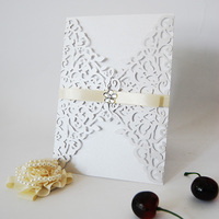 Brand Logo Printed factory customized greeting card
