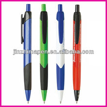 Cheap promotional plastic triangular pen