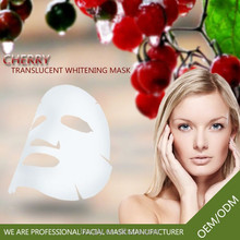 Hot-sale Cherry plant facial mask