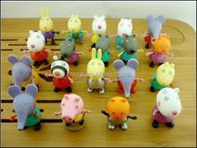 Custom pvc vinyl toy factory,animal plastic soft vinyl art toy,Custom plastic soft pvc vinyl toy factory in china