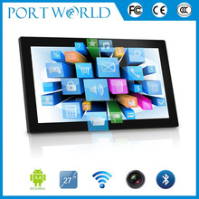 27inch Android4.4 RK3188 Quad core single camera large tablet computer