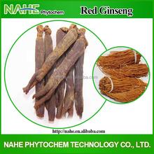 Pure natural korean red ginseng root panax ginseng extract