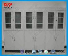 Skillful manufacture lab reductant/reagent storage cabinet/cupboard in Guangzhou,China