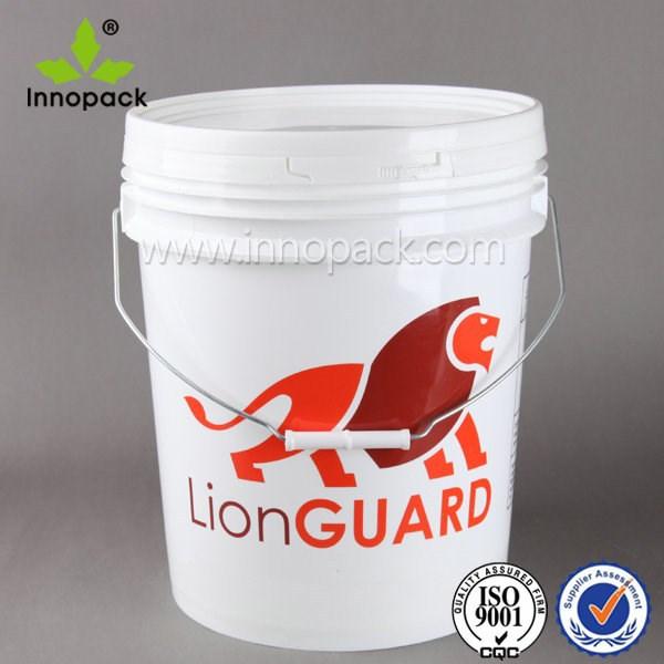 5 Gallon Plastic Paint Bucket Wholesale Buy Paint Bucket Plastic Paint Bucket Plastic Paint