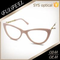 High quality india sexy girl optical eyeglasses frames