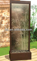 waterfall decorative fancy room divider