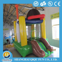 different customized cute inflatable bouncer for rental amusement park