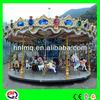 Alibaba fr outdoor playground kids carousel horse
