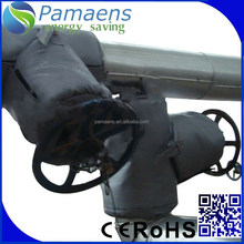35% energy saving stop valve insulation jacket