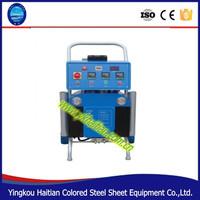 Factory Price High Pressure Polyurethane Insulation Foam Machine