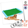Grace Pet Products Indoor Dog Toilet With Grass Mat