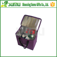 Made in China Non Woven Bottle Cooler Bag