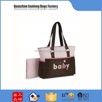 Chinese products wholesale baby nappy diaper bag