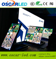 4mm Pixel Pitch and 256 X 128mm /rental use full color indoor p4 led display xxx sex vedio