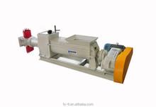 new designed laboratory ceramic plates extruder making machine/ mini single screw extruder bricks making machine /TL-CXJ-SY18.5