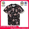 Custom sublimation t shirt/men's printing 3d t shirt