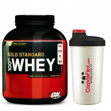 Optimum Nutrition Platinum Hydro Whey Protein Powder 1.6kg Strawberry