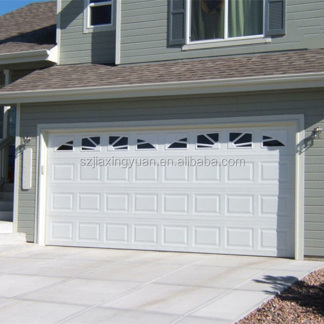 Security Automatic Sectional Insulated Garage Door Buy