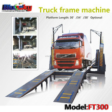 FT300 First choice chassis straightening bench/used car bench for sale/truck collision repair