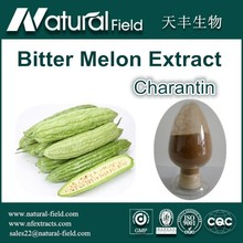 100% Pure Natural 10%,10:1 GMP Bitter Melon Extract