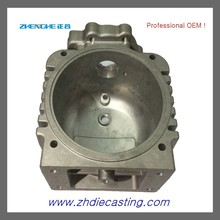 aluminum alloy die casting parts of coating machine