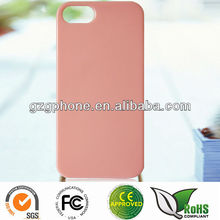 Factory price gel TPU soft case for iphone 5/5S cover