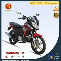 Good Quality Super Cub Motorcycle With Big Carrier SD125-T