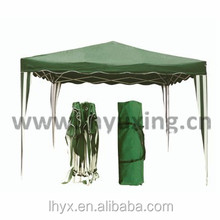 hot selling 10x10 feet steel frame folding easy up gazebo portable pop up canopy gazebo with carry bag easy to assemble