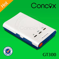 Concox Direct Manufacturer Brand New Two-way Speaking GT300 Small GPS Personal Tracker Real-time Positioning