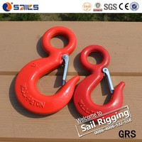 2015 s320 alloy steel and carbon steel eye sling load hooks