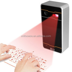 New Product Arriva!! F1 laser projection mini wireless keyboard and mouse for ipad for smartphone With Mouse&Speaker