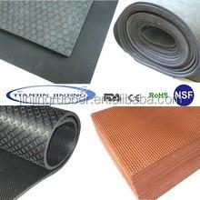cheap anti slip rubber mat